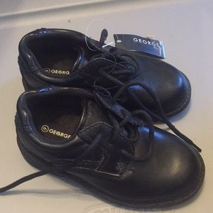 Little boy dress shoes